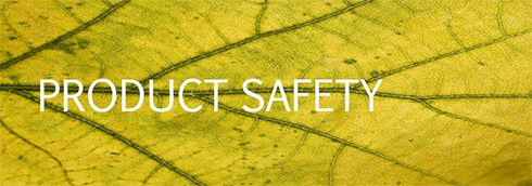 omono product safety page header image